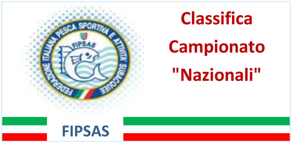 Classifica Gare Nazionali