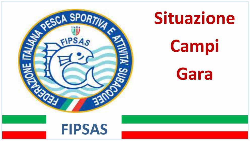 Campi Gara FIPSAS
